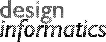 Logo of Design Informatics at the University of Edinburgh